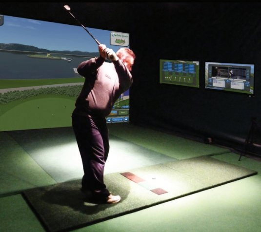 golf-simulator-golf-academy-start